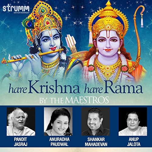 Hare Krishna Hare Rama - for Peace & Calm by Shankar Mahadevan on Amazon Music - Amazon.com