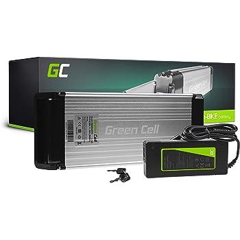 GC® Bateria Bicicleta Electrica 36V 15Ah Rear Rack Li-Ion E-Bike ...