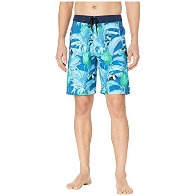 Hurley Phantom Costa Rica 20 Boardshorts (Blue Force) Men