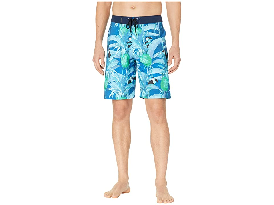 Hurley Phantom Costa Rica 20 Boardshorts (Blue Force) Men