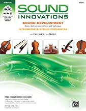 Sound Innovations for String Orchestra -- Sound Development: Violin, Book & Online Media