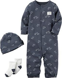 Carter's Baby Boys' 3 Piece Bodysuit Set