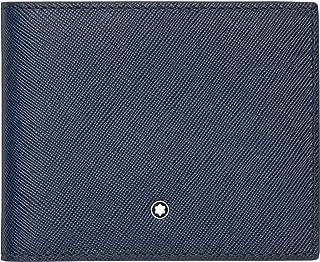 MONTBLANC Sartorial Men's Wallet - Blue, 113217