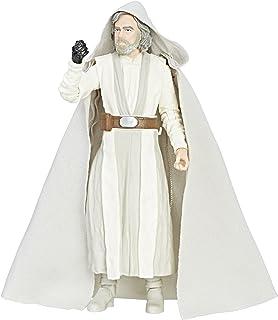 STAR WARS Figura de Acción Luke Skywalker Jedi Master, 6 Pu