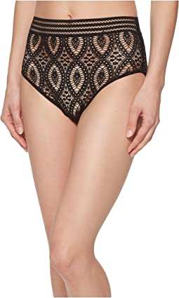 Baroque High Waist Brief