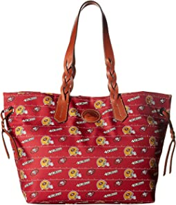 Dooney & Bourke NFL Nylon Shopper
