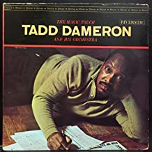 Tadd Dameron And His Orchestra ?- The Magic Touch Lp Vinyl Record