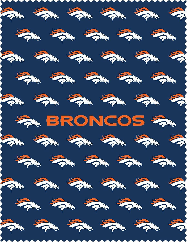 NFL Denver Broncos iPad Microfiber Cleaning Cloth
