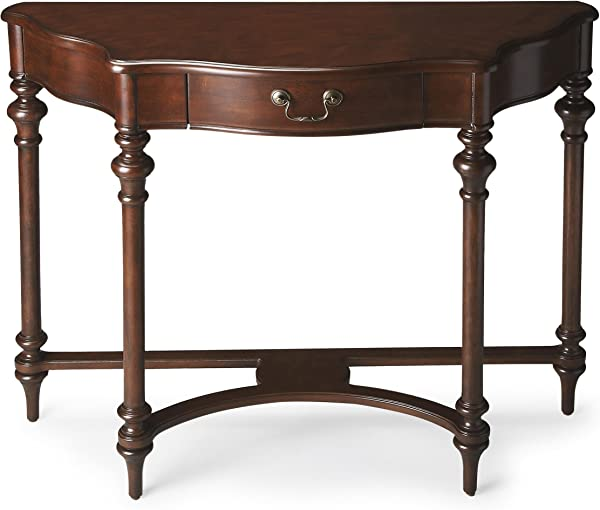 BUTLER 1263024 MORENCY PLANTATION CHERRY CONSOLE TABLE