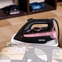 Geepas Steam Iron, Black - Gsi7791