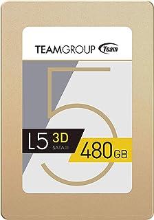 """Team 2.5"""" SSD 7mm 480GB L5 LITE 3D SATA3"""