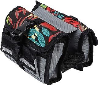 7.09x1.97x4.33in Bike Bag Oxford Beam Beam Bag, för förvaring av handdukar, för förvaring av vattenflaskor, för förvaring ...