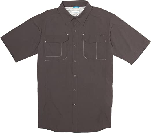 Columbia Camisa, Silver Ridge, Hombres