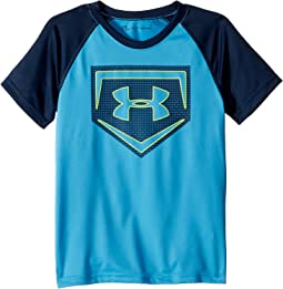 Under Armour Kids - Sync Home Plate Short Sleeve Tee (Little Kids/Big Kids)
