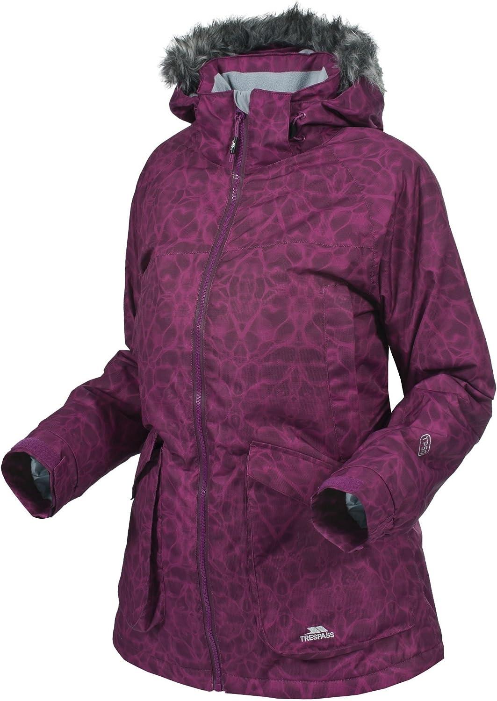 Trespass Womens Ladies Charlotte Padded Ski Jacket