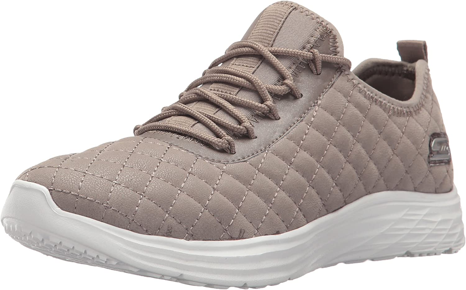 Skechers Womens Bobs Swift - Strobe Light Fashion Sneaker