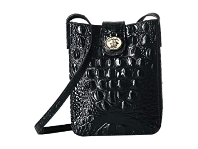 Brahmin Marley (Black) Handbags