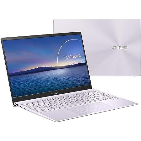 """ASUS ZenBook 14 UX425EA-BM020 - Ordenador Portátil de 14"""" Full HD (Intel Core i7-1165G7, 16GB RAM, 512GB SSD, Intel Iris Xe Graphics, Sin Sistema Operativo) Lila Neblina-Teclado QWERTY español"""