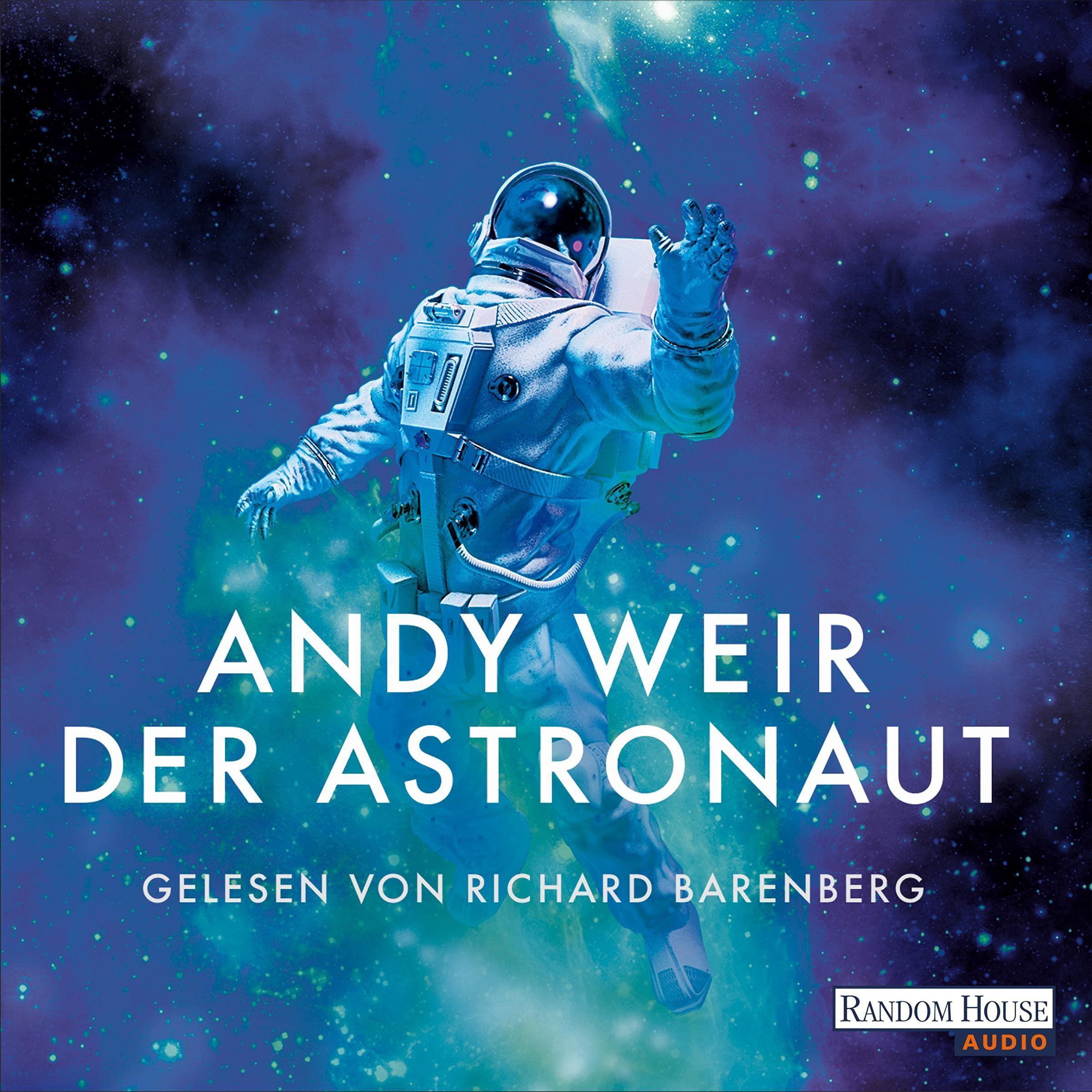 Coverbild von Der Astronaut, von Andy Weir