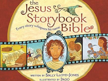 The Jesus Storybook Bible Video Bible Study by Sally Lloyd-Jones