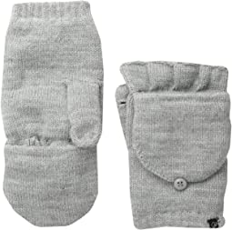 Plush - Fleece-Lined Texting Mittens