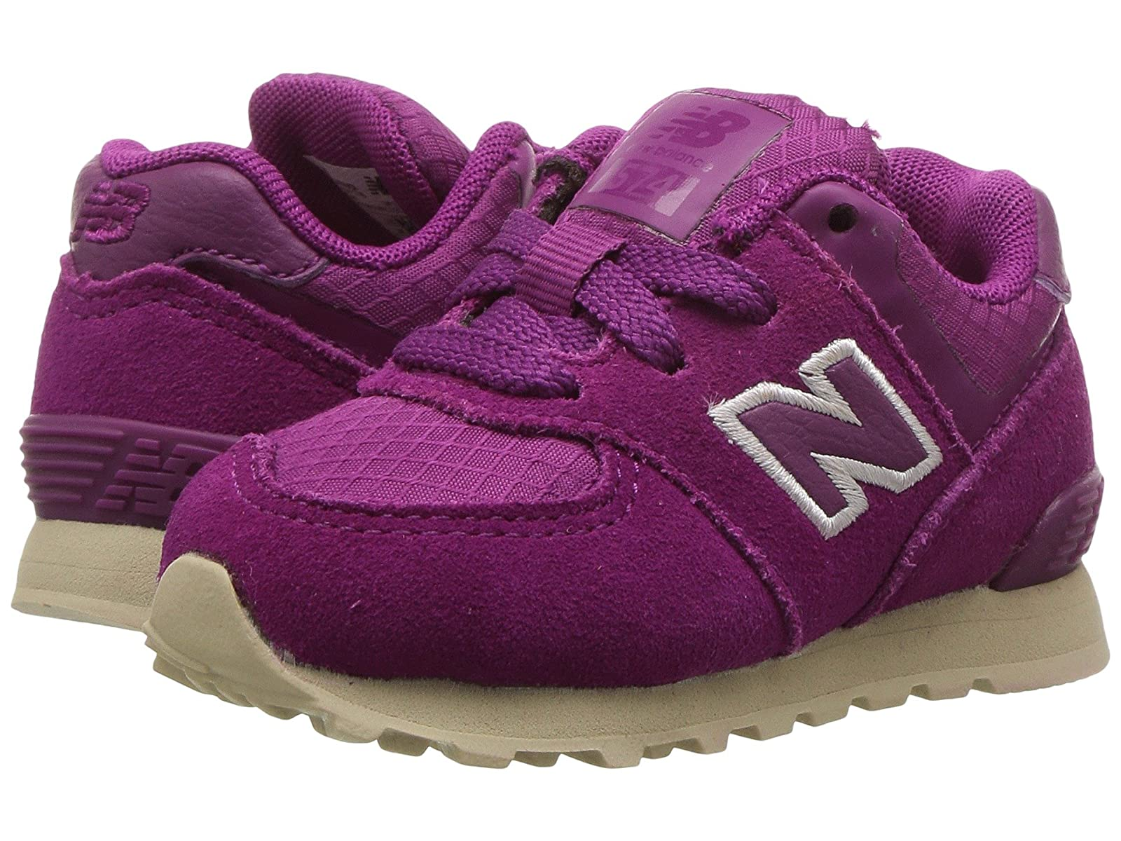 New Balance Kids KL574v1I (Infant/Toddler)Cheap and distinctive eye-catching shoes