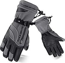 ROCKBROS Winterhandschoenen Skihandschoenen Dames Heren Warm Winddicht voor Skiën Snowboarden Fiets Motorfiets -20 ℃ M-XL