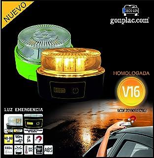 Gonplac Luz de Emergencia V16 homologada