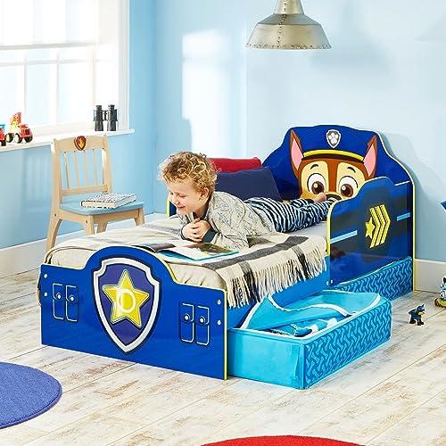 gran selección y entrega rápida Paw Patrol Chase para para para cama con almacenamiento  autentico en linea