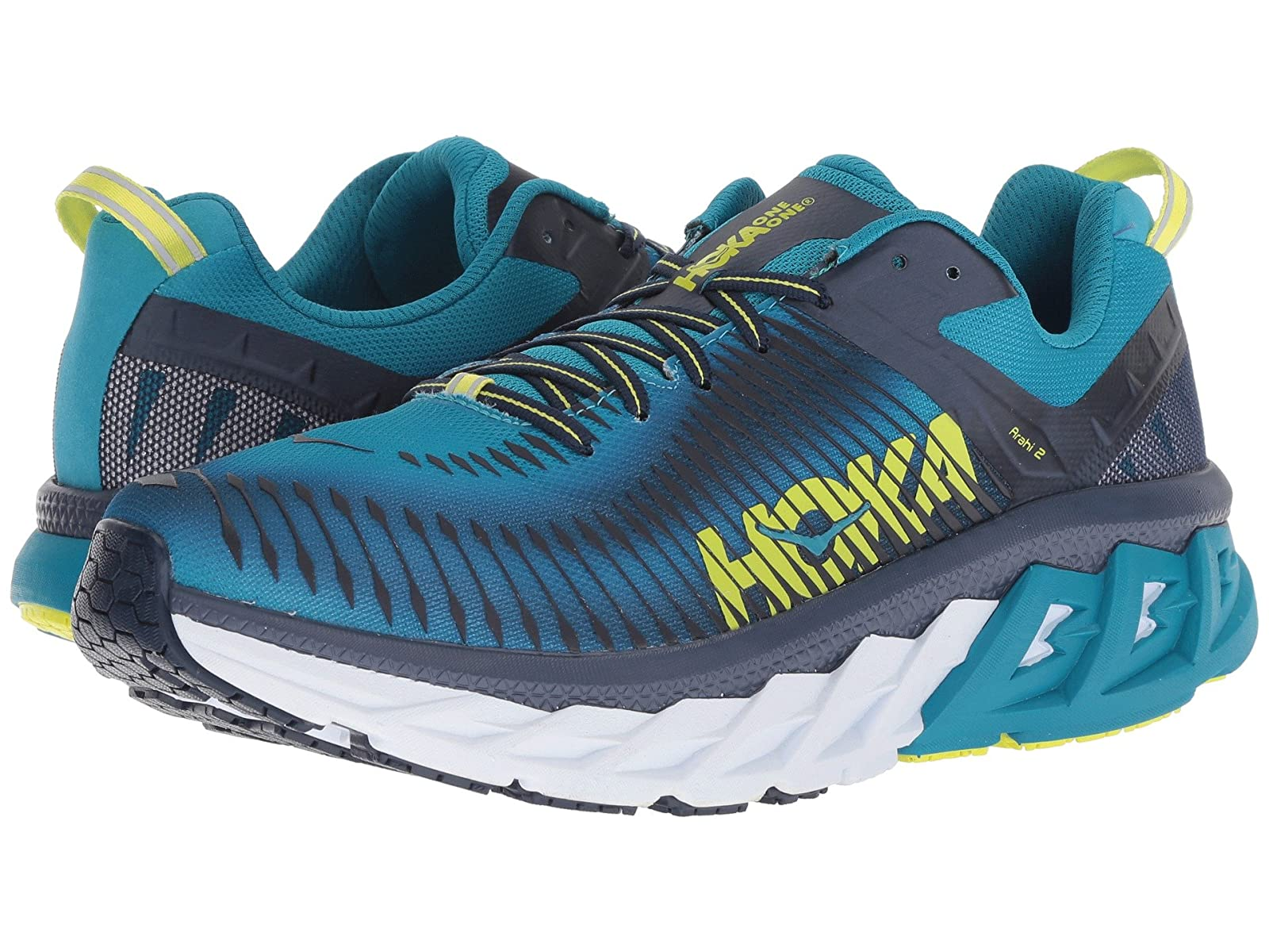 Hoka One One Arahi 2Atmospheric grades have affordable shoes
