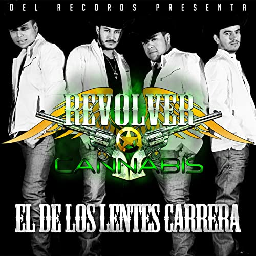 73e3566092 El de los Lentes Carrera by Revolver Cannabis on Amazon Music ...