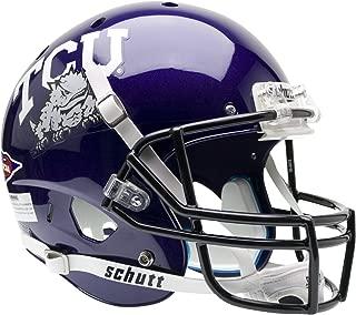 Schutt NCAA TCU Horned Frogs Replica XP Football Helmet