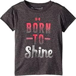 Under Armour Kids - Born To Shine Short Sleeve Tee (Toddler)