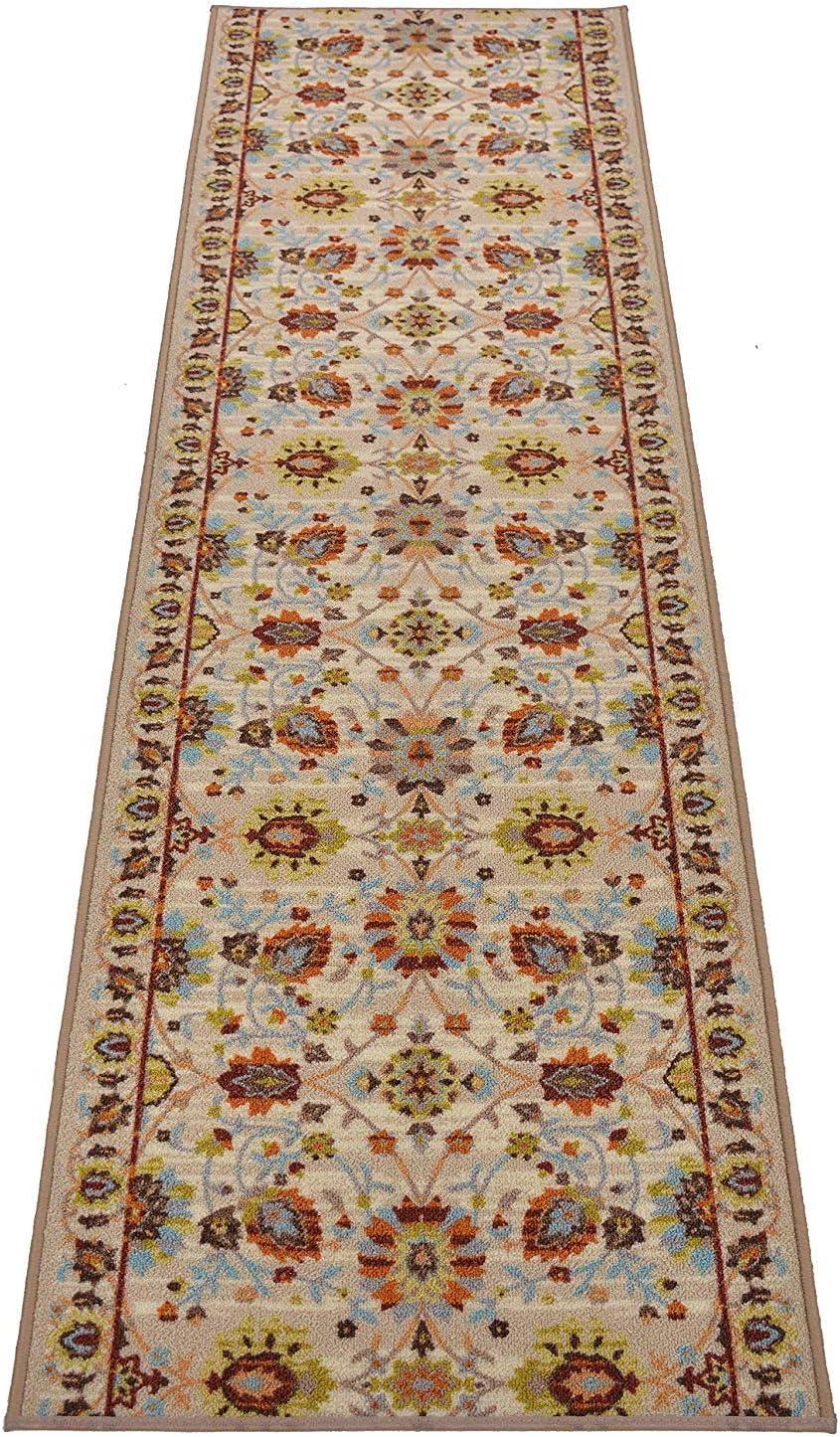 RugStylesOnline Custom Size Runner Mahal Design Run Roll Persian 大人気 店内限界値引き中 セルフラッピング無料