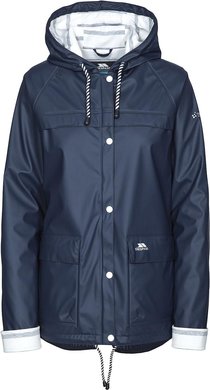 Trespass Women's Muddle Waterproof Rain Outdoor Jacket
