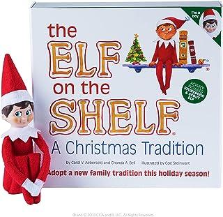 Elf on The Shelf: A Christmas Tradition BOY