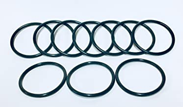 Heintz Replacement Viton O-Ring for VP Racing Fuels 3042 Jug Caps, 10 Pack
