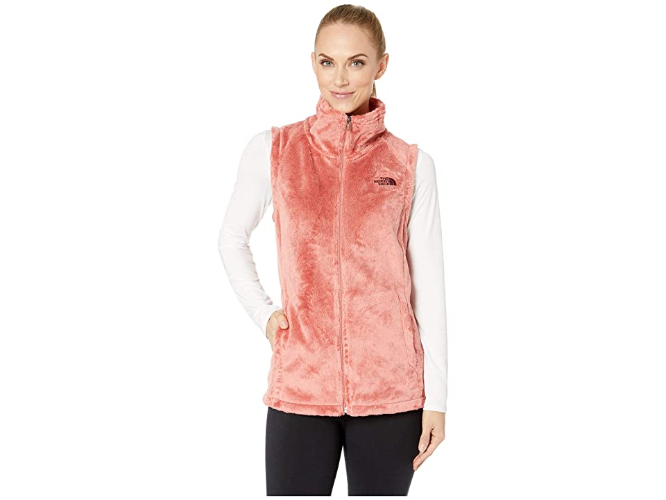 The North Face Osito Vest (Faded Rose Heather) Women