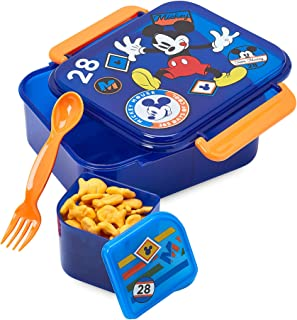 mickey mouse food container