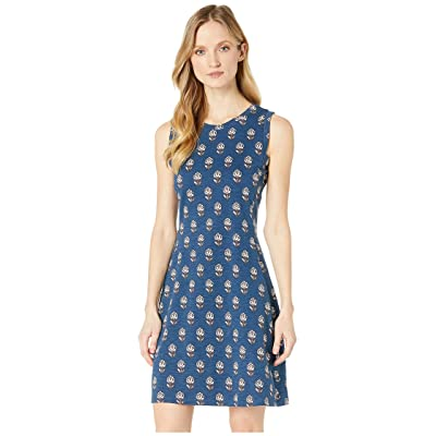 Hatley Sarah Dress (Mini Flower Blue) Women