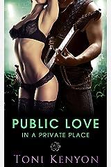 Public Love in a Private Place (Rockstar Romance) (Private Love Book 3) Kindle Edition