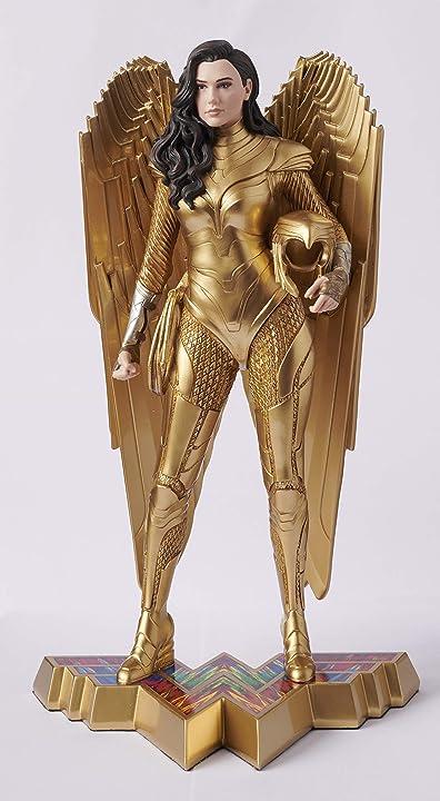 Wonder woman 1984 (bs) – special edition con statuetta da collezione  warner bros B08WJLBBTV