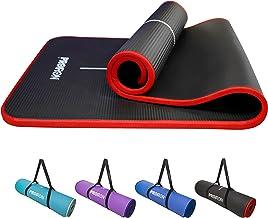PROIRON Pilates mat Oefening yogamat Extra dikke schuimmat Gym Fitness matten voor Workout Home Gym Outdoor gebruik met dr...