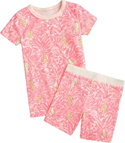 Ivory/Pink