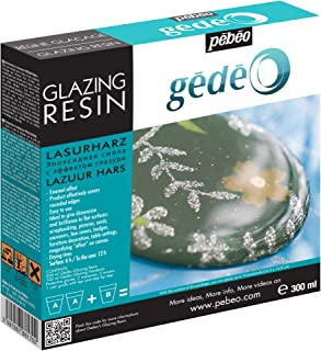 Pebeo Gedeo Glazing Resin, 300ml