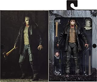 "NECA - Friday The 13th - 7"" Scale Action Figure - Ultimate Jason (2009 Remake)"