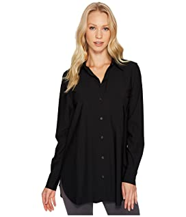 Schiffer Stretch Microfiber Button Down