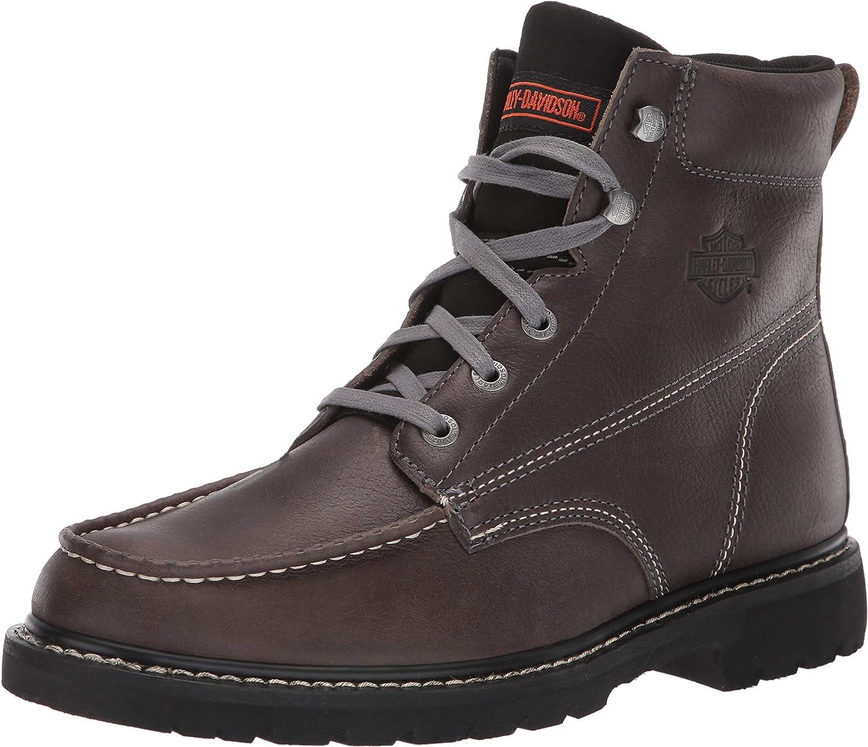 HARLEY-DAVIDSON FOOTWEAR Men's Boot Popularity Markston Sale