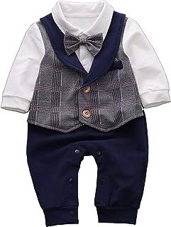 Best baby tuxedo jumpsuit Reviews