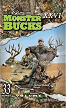 Realtree Outdoor Productions Monster Bucks XXVI Volume 1 DVD (2018 Release)